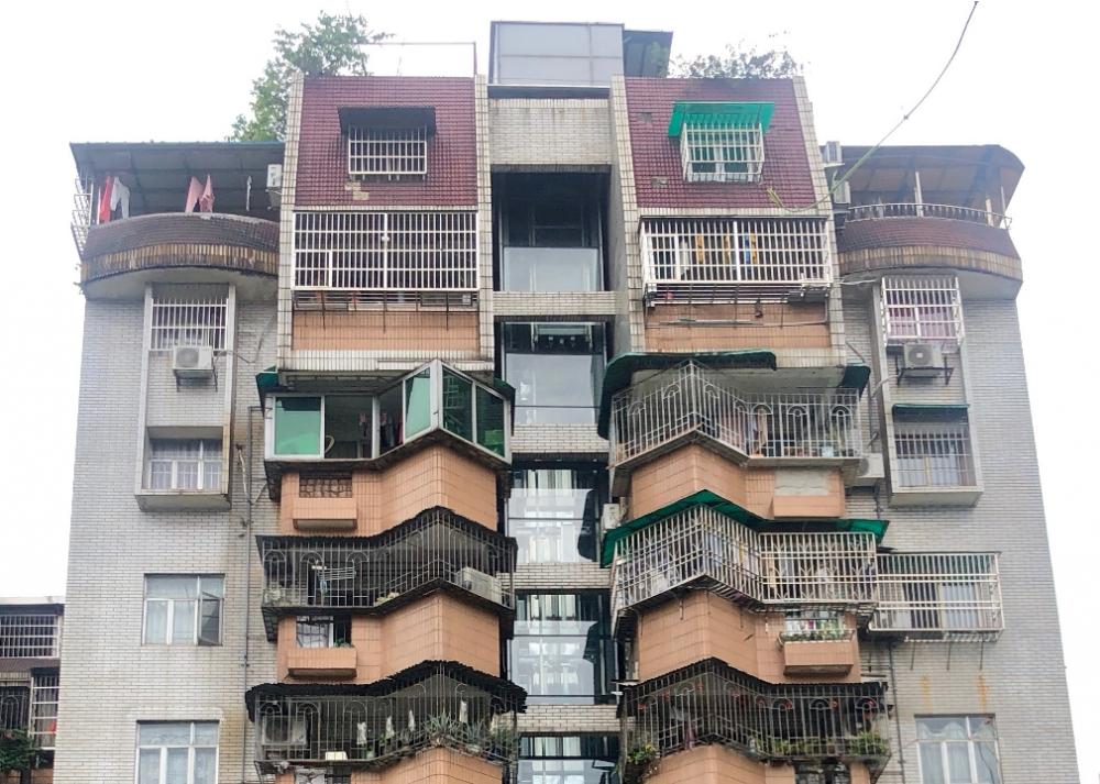 五种老旧小区加装电梯方案,你会选哪种?带你看易速梯成功案例!